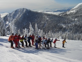Canadian Ski Quest at Red Mountain - Rossland, BC