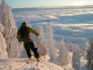 Canadian Ski Quest at Revelstoke, BC