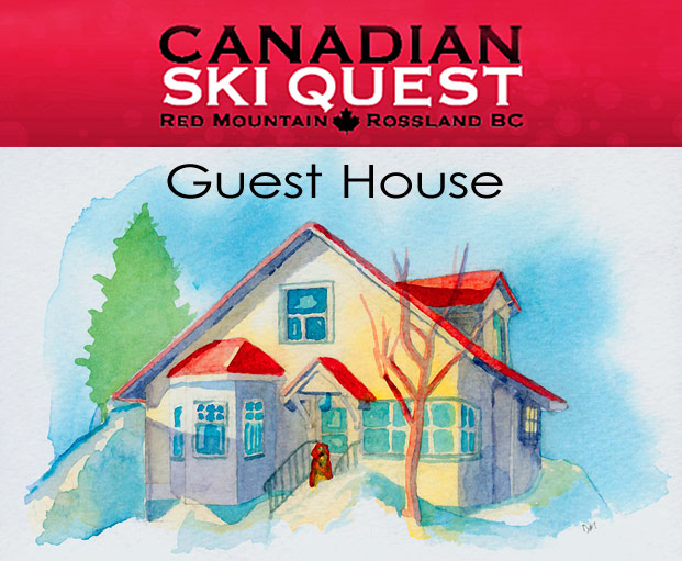 Canadian Ski Quest Guest House